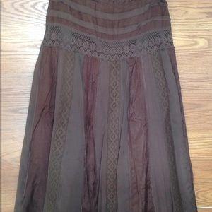 Bandolino Maxi skirt 🌺sz.10